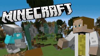 [GEJMR] Minecraft Minihry - Skywars s Kelem - Jsme profíci! :D