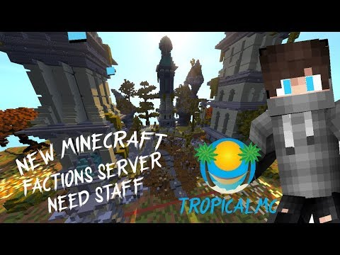 NEW SERVER | TROPICFACTIONS | *$15 FTOP PRIZE* | NEED STAFF!!!!