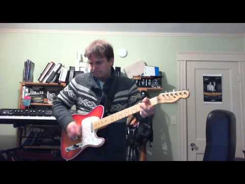 NutShell Lesson - Little Sister - Dwight Yoakam version