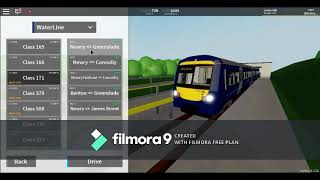 Roblox-Stepford county railway. Look on the class 170 and class 171!