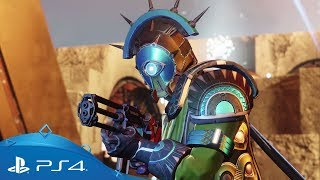 Destiny 2 | Expansion I: Curse of Osiris Launch Trailer | PS4