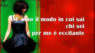 Selena Gomez and The Scene (Kiss & Tell) - Naturally (Tradotto in italiano)