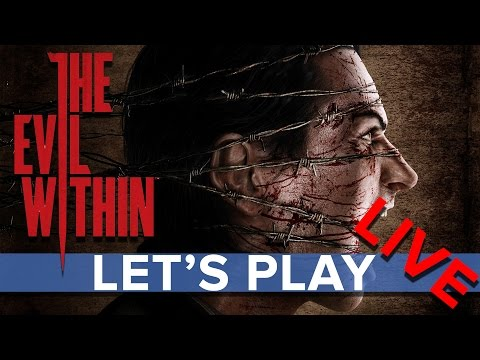 The Evil Within - Eurogamer Let's Play LIVE