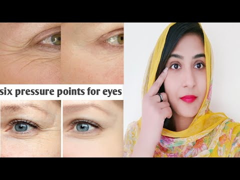 Remove Eye Wrinkles Naturally At Home | Tighten Dropy Eyelids And Reduce Puffy Eyes