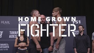 "Home Grown Fighter EP 5 | TUF 27 Finale | with Bryce ""Thug Nasty"" Mitchell"
