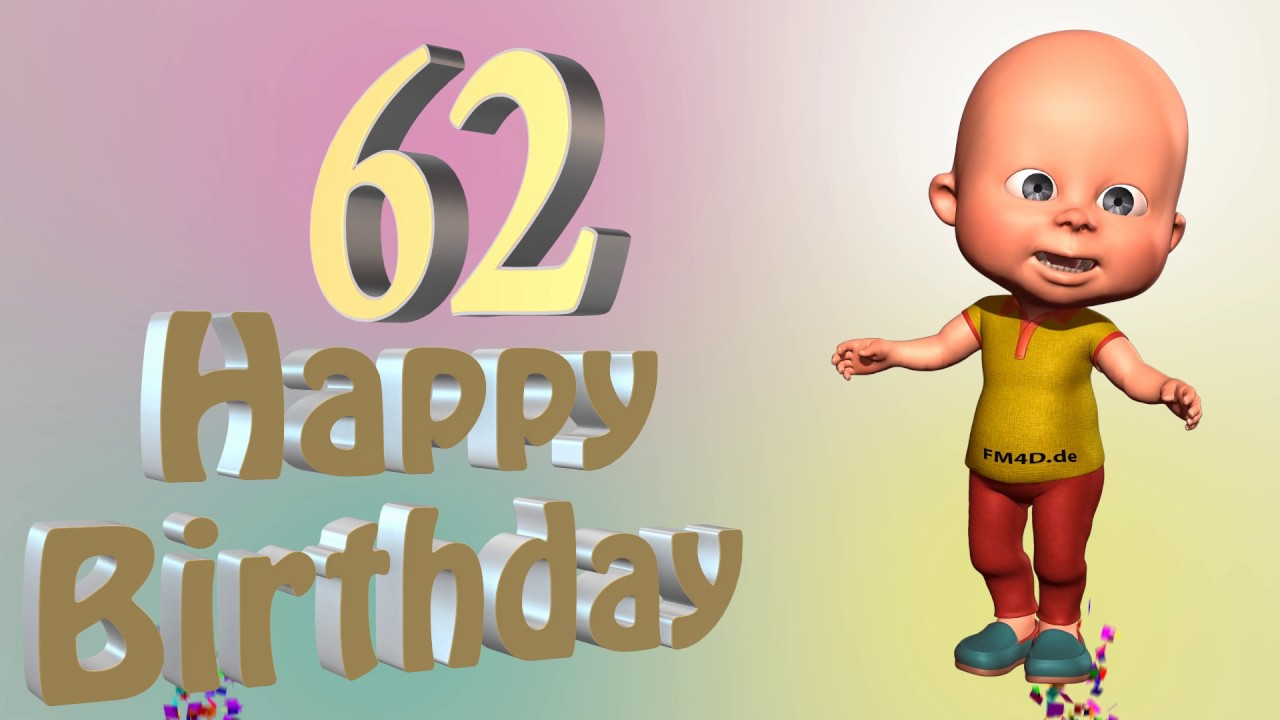 Gluckwunsche zum 62 geburtstag lustig