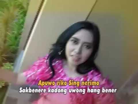 Adistya Mayasari - Cukup Semene [Official Music Video]