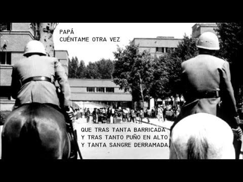 Ismael Serrano - Papá, cuéntame otra vez (letra/subtítulos)