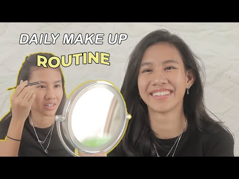 DAILY MAKEUP ROUTINE | SHENINA CINNAMON