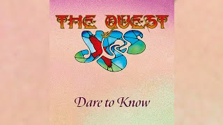 YES - Dare To Know (Official Video)