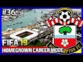 FIFA 19   Homegrown Career Mode   #36   Manchester United & Arsenal