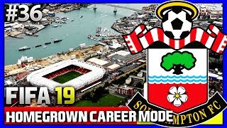 FIFA 19 | Homegrown Career Mode | #36 | Manchester United & Arsenal