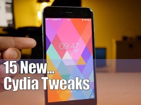 15 NEW Jailbreak Tweaks for iOS 8.4 - have you kept up?