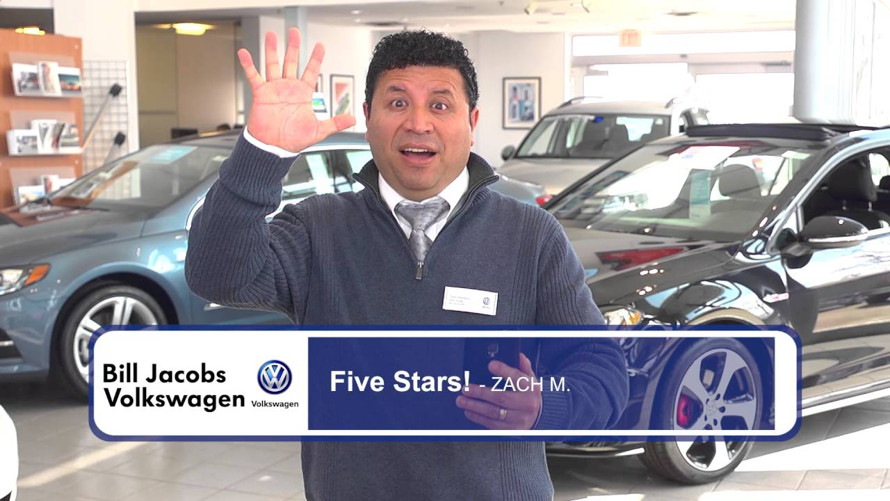 Volkswagon lick commercial
