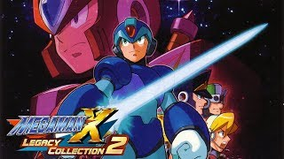 Mega Man X Legacy Collection 2 - Mega Man X6 Stream w/ Hero_Azure