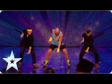 Ant and Dec take the funk backstage! | BGT Unseen with Morrisons | Britain's Got Talent 2013