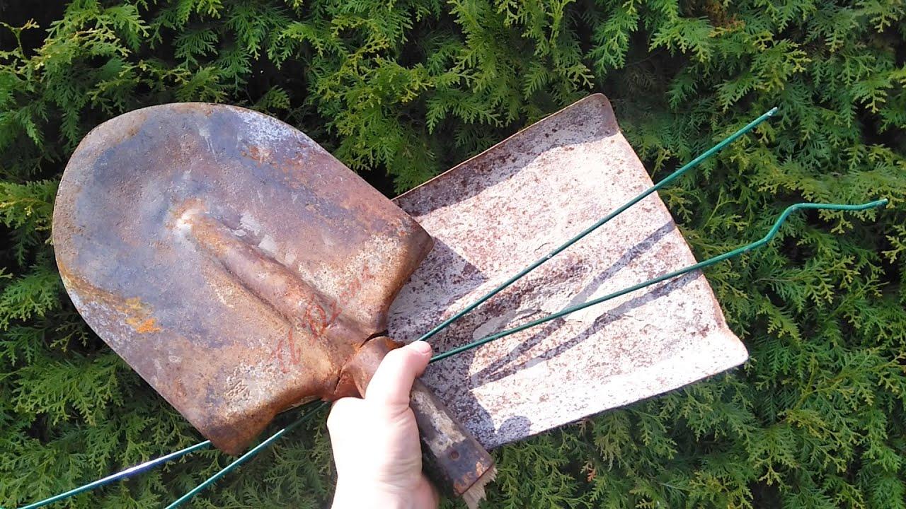 Что Можно Сделать Из Старой Лопаты, Никогда Не Выбрасывайте Сломанную Лопату.