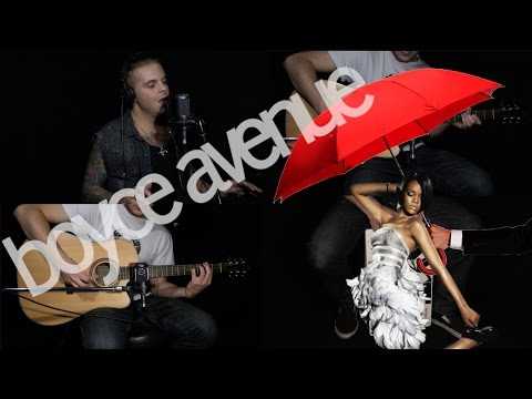 Rihanna/Boyce Avenue - Umbrella (Kiki Covers version)