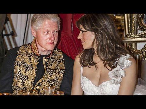 The Women of Bill Clinton!