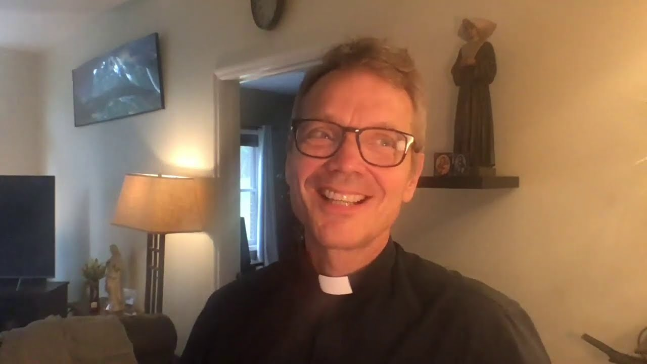 Video Interview Series, Week 1 (Fr. Ron)