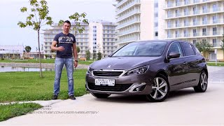 Peugeot 308 2014 Videos