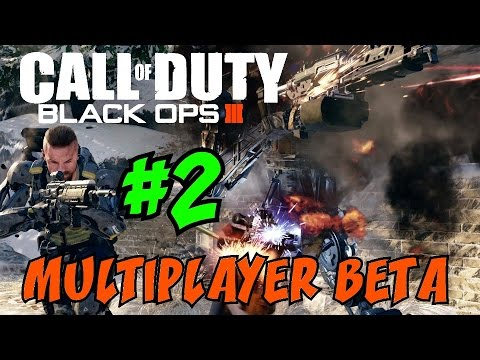 BLACK OPS 3 MULTIPLAYER BETA LIVE! [2] ★ Call Of Duty: Black Ops 3 Multiplayer Gameplay