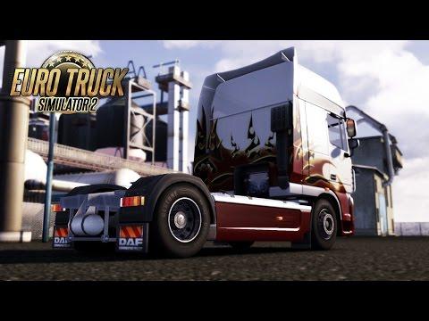#1 Über 1300km (Bratislava-Calais) mit dem Truck   Euro Truck Simulator 2 Multiplayer