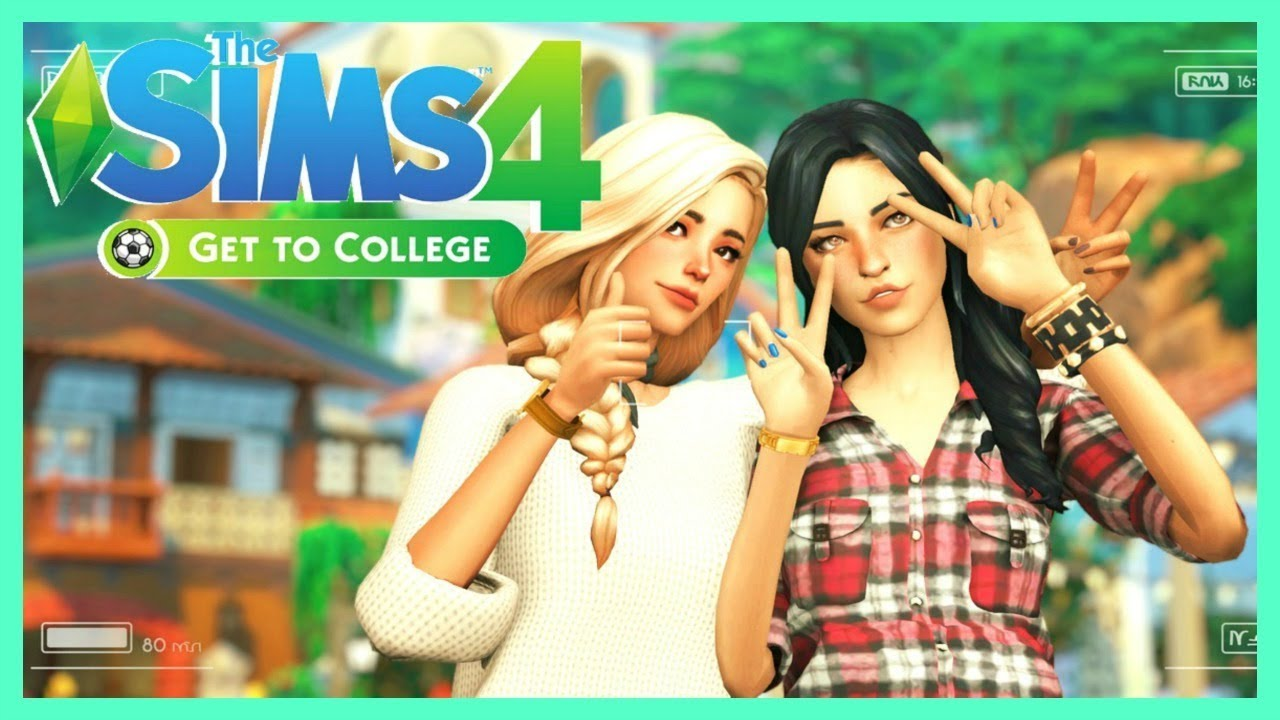 The Next Expansion Pack Is The Sims 4 University Or The Sims 4 Get To  College - Sims 4 News Updates