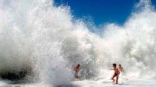 Самые опасные пляжи мира - Топ 10 Удивительные пляжи мира - Самые опасные моря, океаны, реки, озера