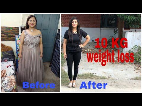 मैंने-10-किलो-वज़न-कैसे-घटाया?-how-i-lost-10kgs-before-after-|-i-tried-rujuta-diwekar-diet-week-9