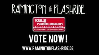 Ramington flashride - on air @ radio essen