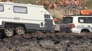 XT17T Extreme Offroad Hybrid Caravan