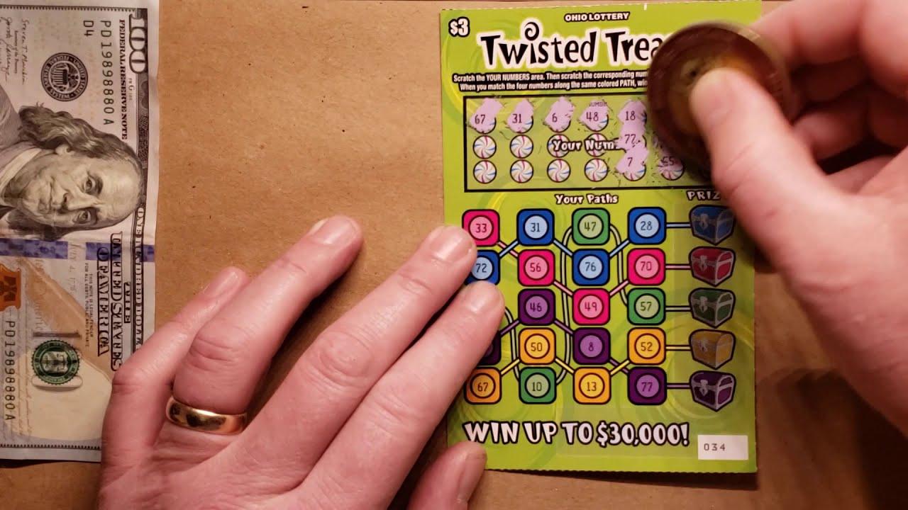 Lottery Scratcher Bob, episode 6