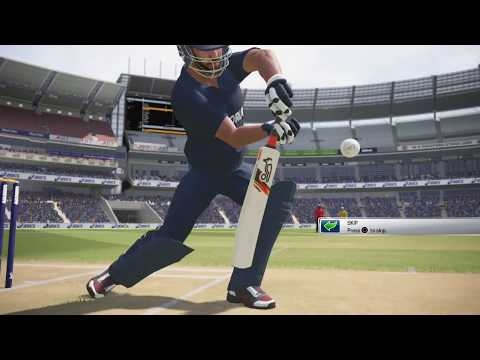Ashes Cricket career mode Glenn Maxwell part 1