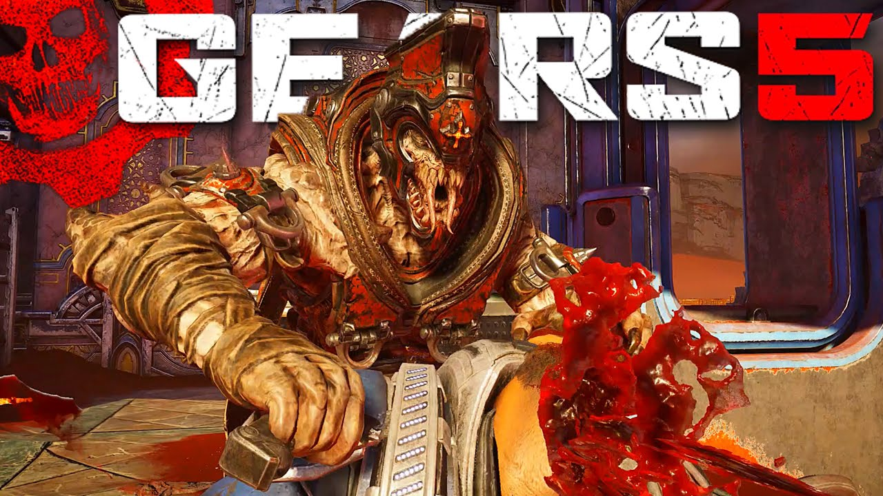 ALL EXECUTIONS | WITH KANTUS | Gears Of War 5 thumbnail