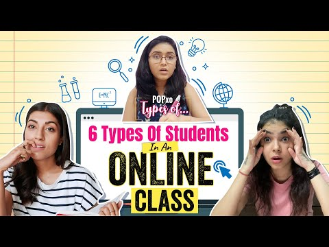 Download 6 Types Of Students In Online Class - POPxo Types Of