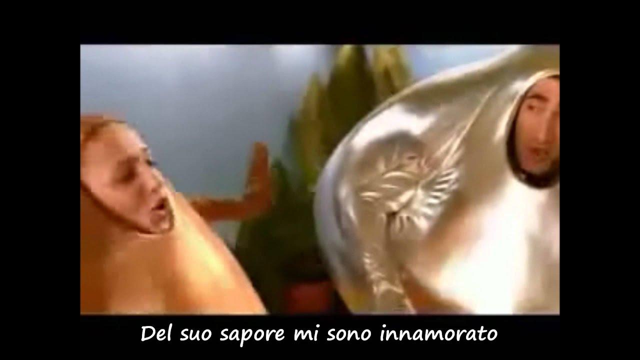 canzone pubblicita parmigiano reggiano