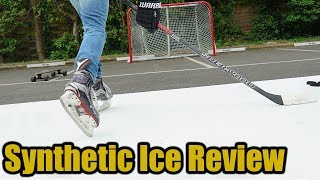 Synthetic Hockey Tiles You Can Skate On - Xtraice Home Review