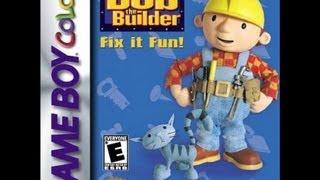 Bob the Builder - Fix It Fun! (Game Boy Color)