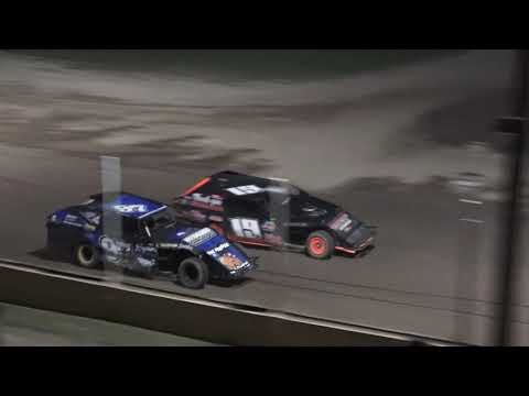 I.M.C.A. Feature Race at Crystal Motor Speedway, Michigan on 08-31-2019!
