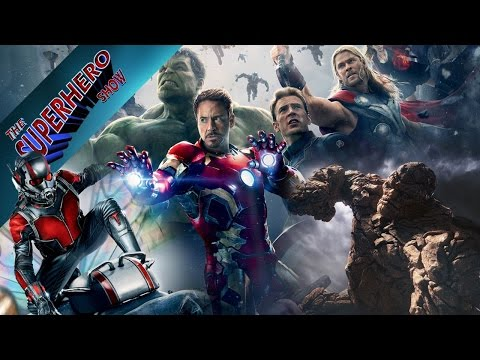 What Was the Best Superhero Film of 2015? - The Superhero Show