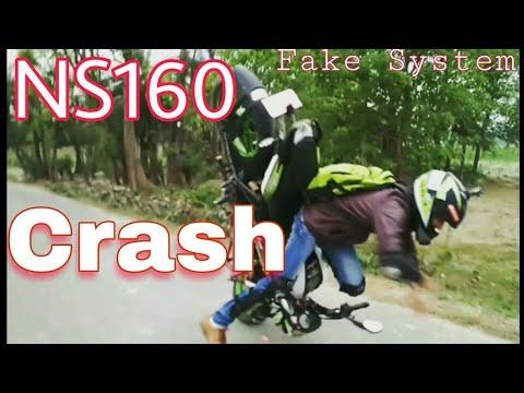 🔥Stoppie Gonna Wrong On NS160 || Nashir Vlog