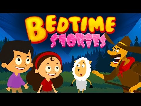 Bedtime Stories for Kids | Full Collection (HD) | English Stories for Kids