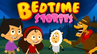 Bedtime Stories for Kids | Full Hit Collections (HD) | +More Moral Stories and Fairy Tales
