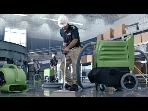 What does SERVPRO do?