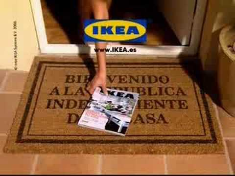 Ikea cat logo vuelve la inspiraci n felpudo youtube - Catalogo ikea 2008 ...