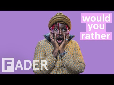 Lil Yachty talks Frank Ocean tour, 'Men In Black 2' & more   'Would You Rather' Season 1 Episode 17