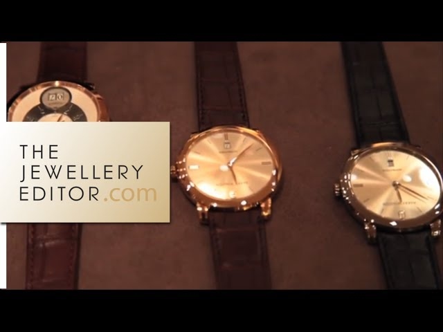 King of Diamonds: Harry Winston's ever-growing watch collection