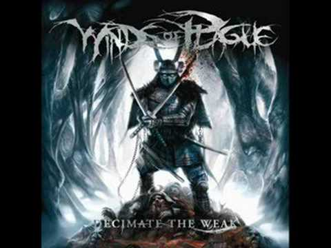Winds of Plague-Decimate The Weak