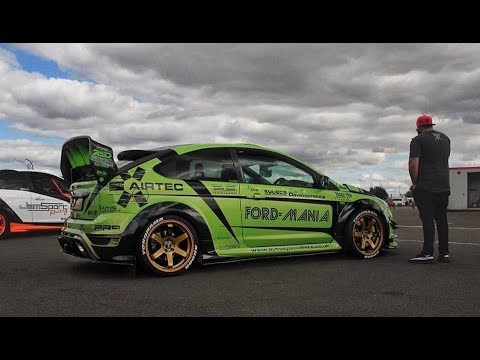 671 BHP FOCUS RS RACING SUBSCRIBERS!!